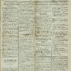 De Klok van het Land van Waes 10/10/1897