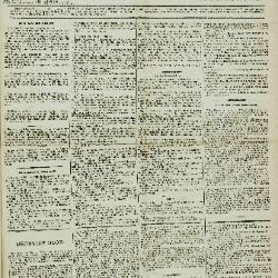 De Klok van het Land van Waes 30/11/1884