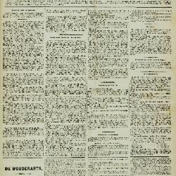 De Klok van het Land van Waes 29/04/1883