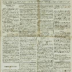 De Klok van het Land van Waes 09/06/1889