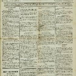 De Klok van het Land van Waes 15/11/1896