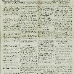 De Klok van het Land van Waes 18/09/1887