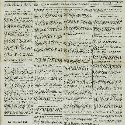 De Klok van het Land van Waes 22/02/1891