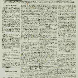 De Klok van het Land van Waes 14/02/1886
