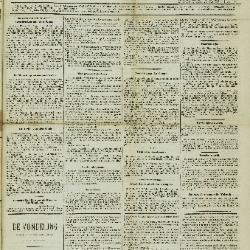 De Klok van het Land van Waes 16/01/1898