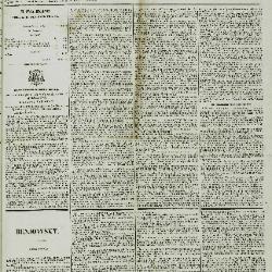 De Klok van het Land van Waes 26/02/1871