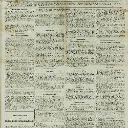 De Klok van het Land van Waes 13/11/1887
