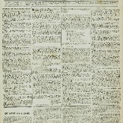 De Klok van het Land van Waes 24/08/1884