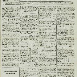 De Klok van het Land van Waes 09/08/1885