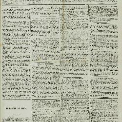 De Klok van het Land van Waes 20/08/1871