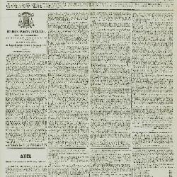De Klok van het Land van Waes 09/12/1888