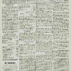 De Klok van het Land van het Land van Waes 08/12/1889