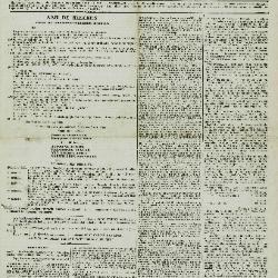 De Klok van het Land van Waes 12/06/1892