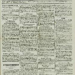 De Klok van het Land van Waes 02/04/1893