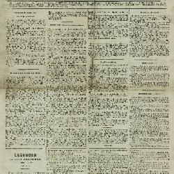De Klok van het Land van Waes 23/01/1887