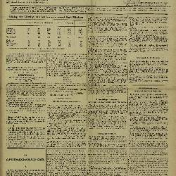 De Klok van het Land van Waes 29/05/1898