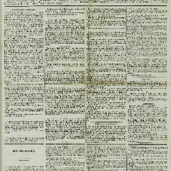 De Klok van het Land van Waes 09/08/1874