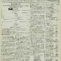 De Klok van het Land van Waes  11/06/1882