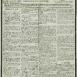De Klok van het Land van Waes 18/07/1886