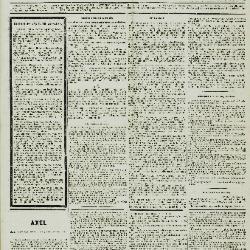 De Klok van het Land van Waes 20/01/1889