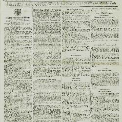 De Klok van het Land van Waes 14/03/1886