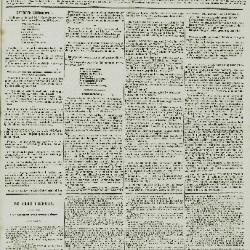 De Klok van het Land van Waes 24/10/1869