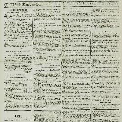 De Klok van het Land van Waes 03/02/1889