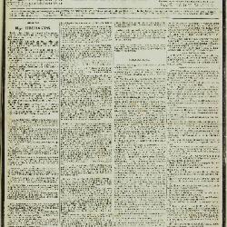 De Klok van het Land van Waes 07/10/1883