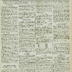 De Klok van het Land van Waes 23/11/1884