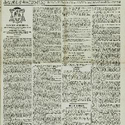 De Klok van het Land van Waes 23/02/1890