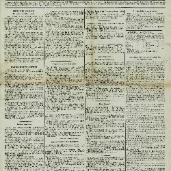 De Klok van het Land van Waes 26/06/1892