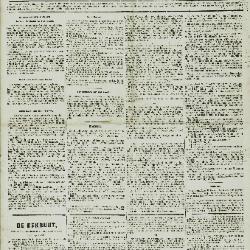 De KLok van het Land van Waes 15/12/1889