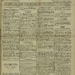 De Klok van het Land van Waes 30/01/1898