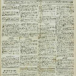 De Klok van het Land van Waes 16/11/1884