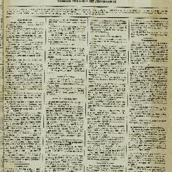 De Klok van het Land van Waes 20/12/1863