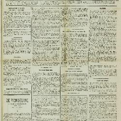 De Klok van het Land van Waes 17/10/1897