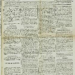 De Klok van het Land van Waes 25/12/1898