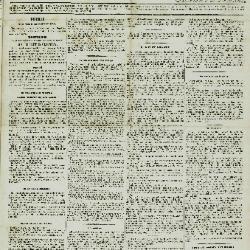 De Klok van het Land van Waes 10/11/1889