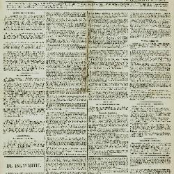 De Klok van het Land van Waes 21/09/1884