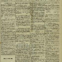 De Klok van het Land van Waes 12/07/1874