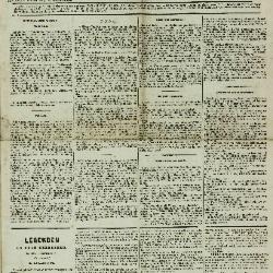 De Klok van het Land van Waes 09/01/1887
