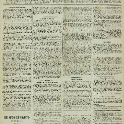 De Klok van het Land van Waes 25/02/1883