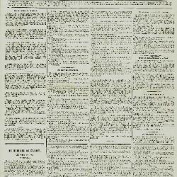 De Klok van het Land van Waes 19/07/1885