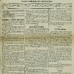 De Klok van het Land van Waes 29/11/1863