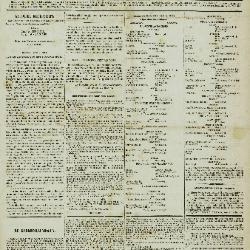 De Klok van het Land van Waes 06/07/1884