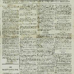 De Klok van het Land van Waes 25/12/1887