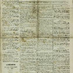 De Klok van het Land van Waes 16/01/1887