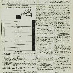 De Klok van het Land van Waes 19/10/1890