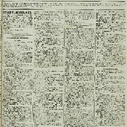 De Klok van het Land van Waes 12/06/1864