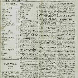 De Klok van het Land van Waes 22/01/1871